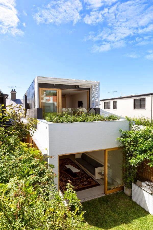 Terrazas tiny house ideas pinterest terrazas casas for Disenos de terrazas de casas pequenas