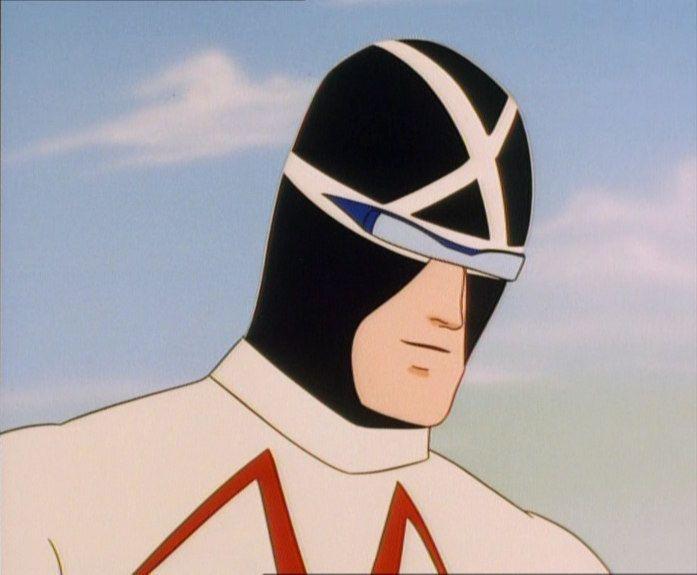 Rex Racer alias Racer X