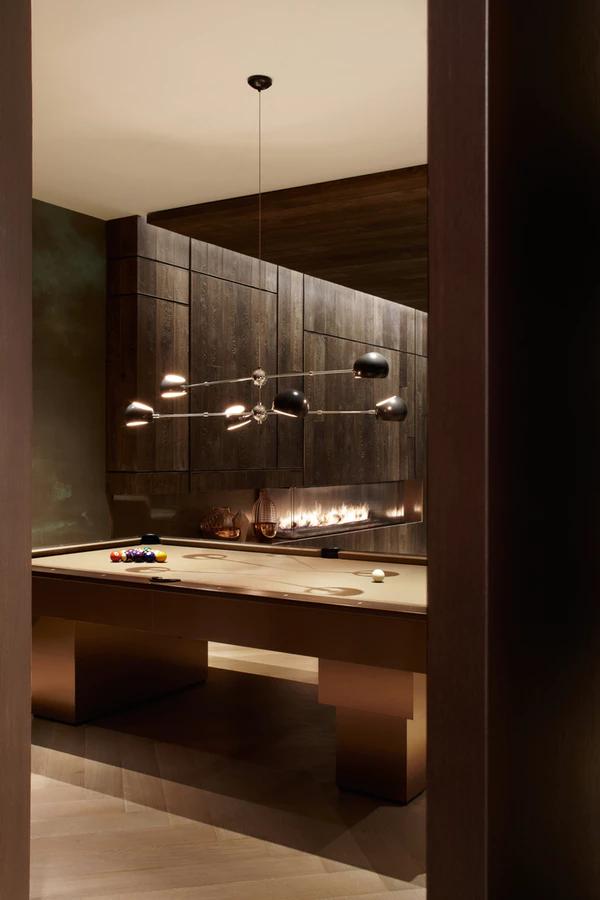 Table Tennis Room Design: Yabu Pushelberg - Private Residence In 2020