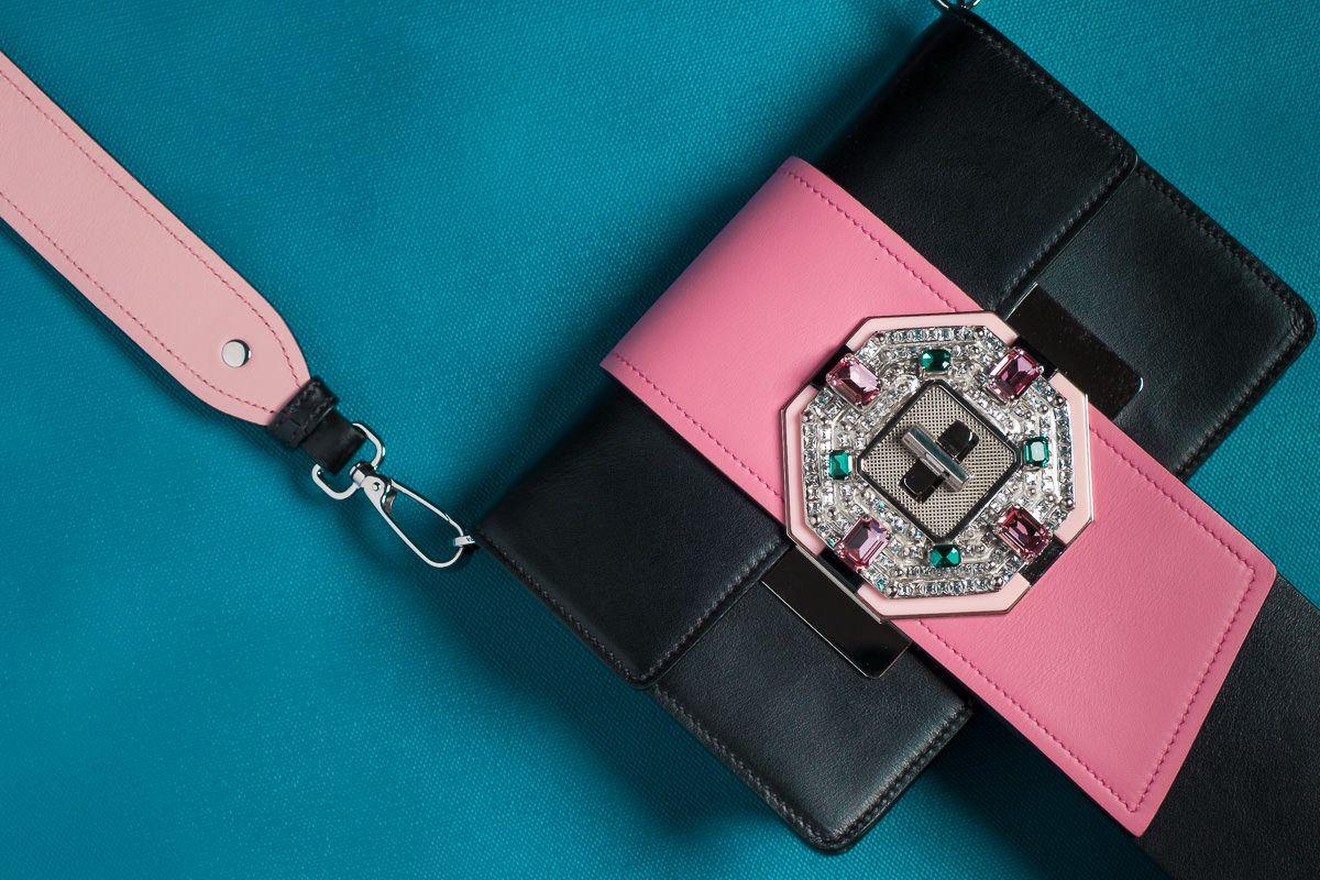 b0f5f389bd958e Prada Jewels Ribbon Bag | Handbag Heaven | Bags, Prada, Ribbon