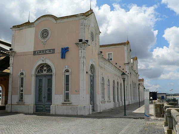 estação do Barreiro