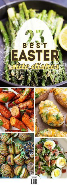 Easter Side Dish Recipes food bbq