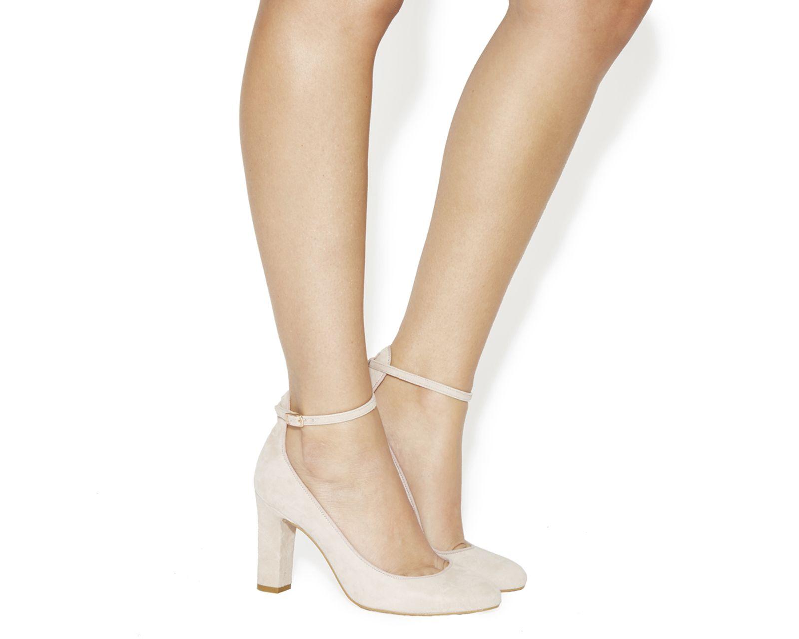 stilettos online comfortable cream chic comforter index shoes stylish high brazil heel studded women buy heels