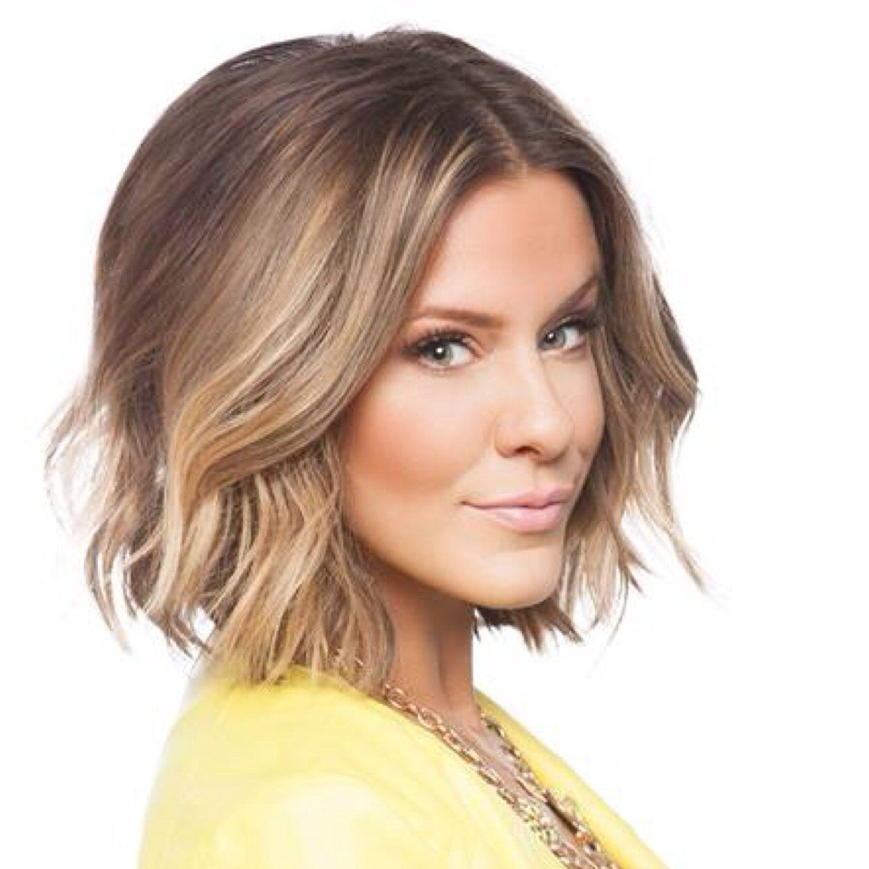 Haircut hair u highlights pinterest courtney kerr haircuts