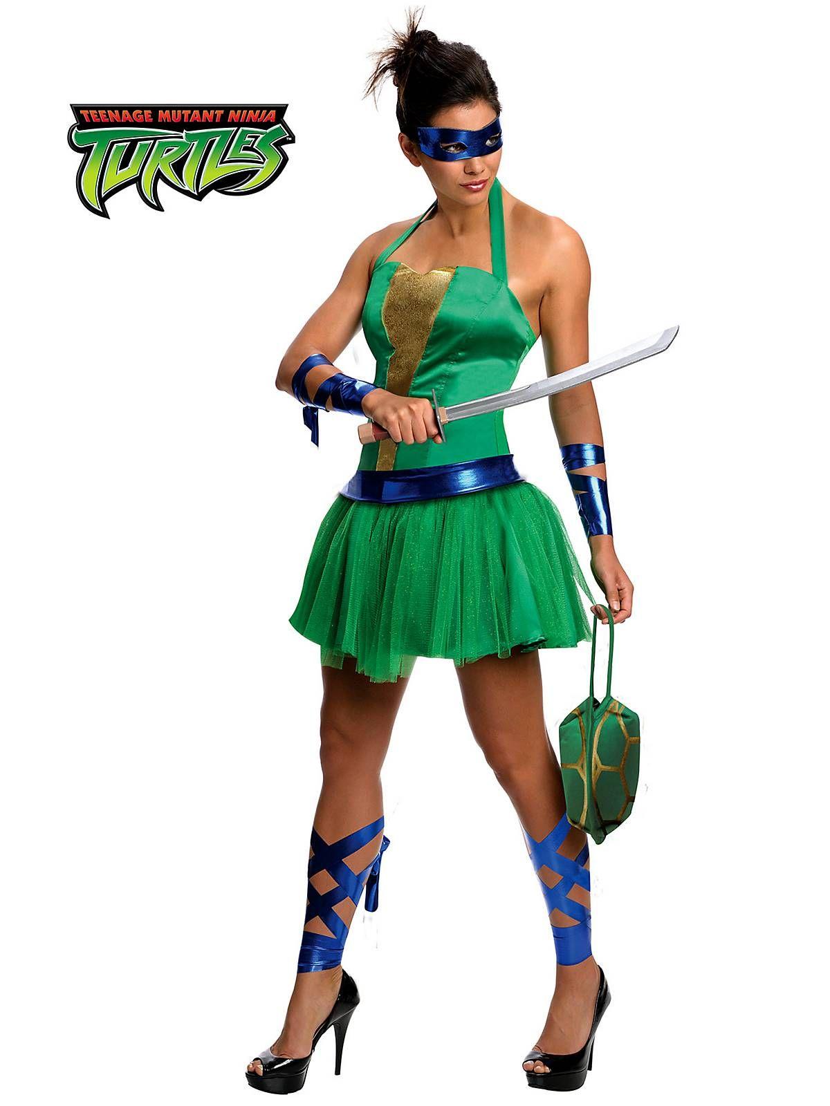 Sexy Leonardo Costume | Wholesale Teenage Mutant Ninja Turtles ...