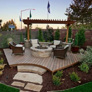 Amazing 50+ DIY pergola and fire pit ideas   Fire pit ... on Pergola Fire Pit Ideas id=16861