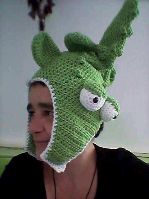 krokodil mütze | CROCHET HATS | Pinterest | Krokodile, Mütze und ...