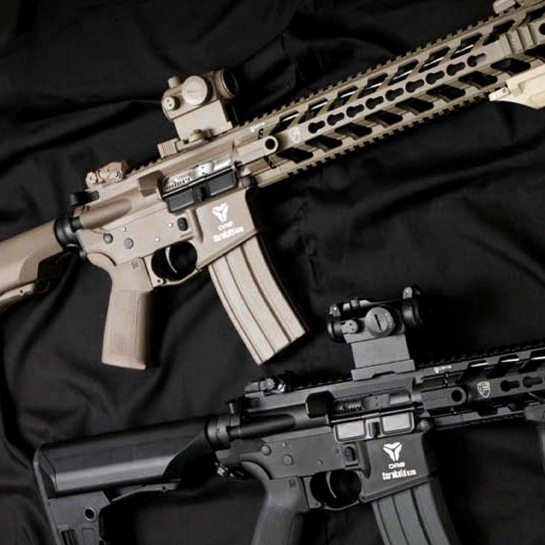 Generation Airsoft Rifle Gbls Das Gdr 15 M4a1