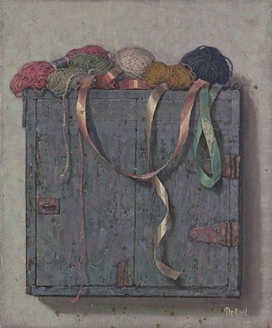 Satin and Threads - Kirill Doron