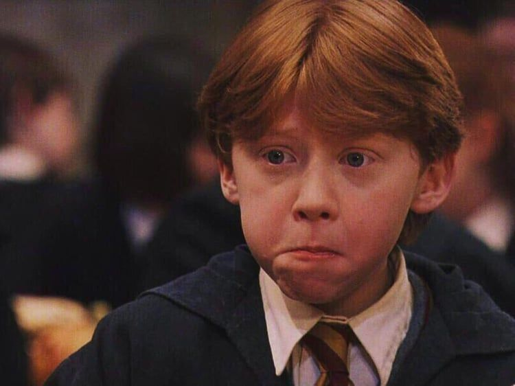 Pin By Pottersgf On Harry Potter Pfps Harry Potter Ron Weasley Harry Potter Ron Ron Weasley Aesthetic