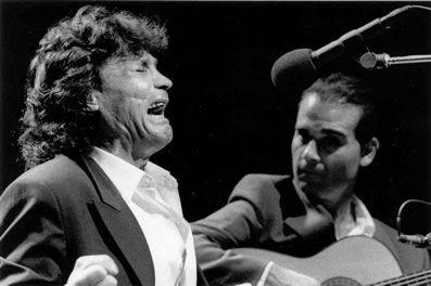 Cante Flamenco  Manuel de los Santos Pastor, apodado Agujetas.