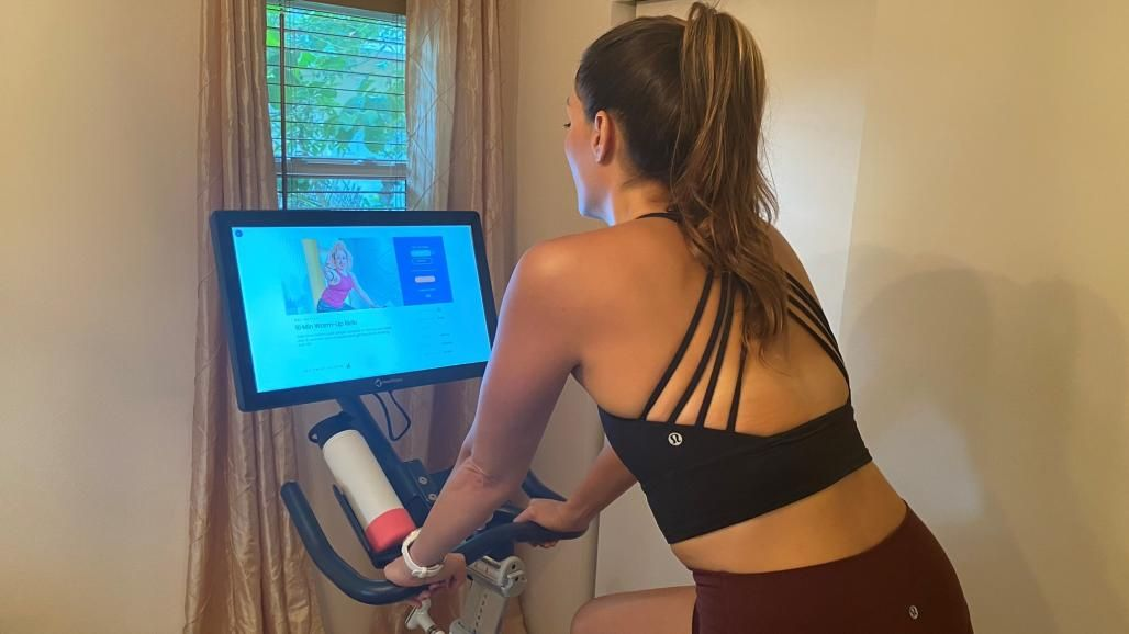 Myx Fitness Review Biking Workout Fitness Fitness Class