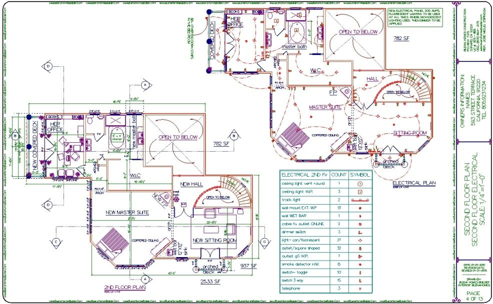 Office Electrical Floor Plans Examples,Electrical.Home Plans Ideas ...