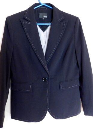 Kup mój przedmiot na #vintedpl http://www.vinted.pl/damska-odziez/marynarki-zakiety-blezery/13485456-next-czarna-marynarka-42