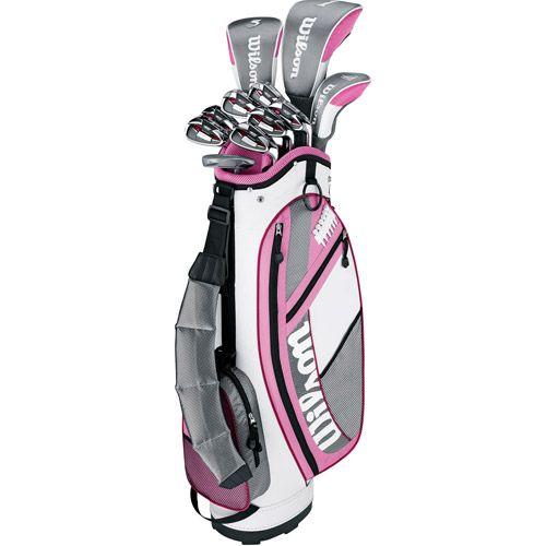 Wilson Profile Women s Golf Club Set 8285123556063