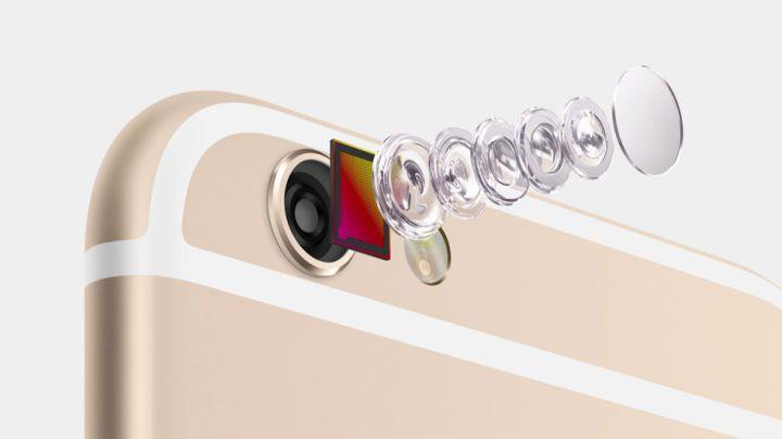Camara del iPhone 6