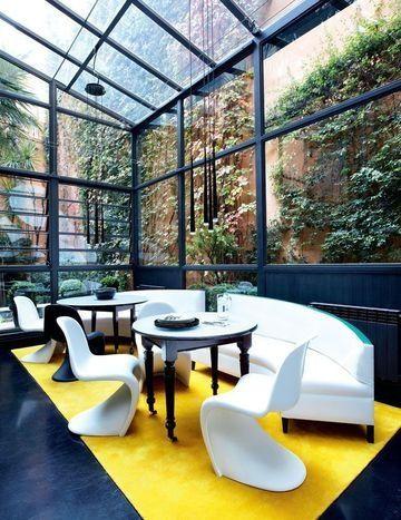 Ƹ̴Ӂ̴Ʒ La véranda illumine les intérieurs ! Ƹ̴Ӂ̴Ʒ Verandas, Window - prix des verandas de maison