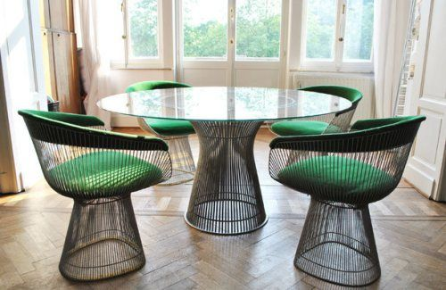 3178ec588dc90 Warren Platner y sus muebles escultóricos