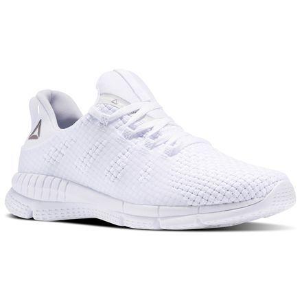 Reebok ZPrint Her MTM Woven Women's Running Shoes in White
