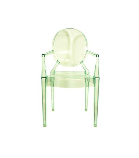 @Who What Wear   Kartell Lou Lou Ghost Chair ($135): A Chair