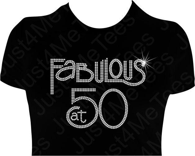 50th birthday Iron On Vinyl Transfer for DIY of 50th birthday shirt Turning 50 Birthday. birthday 50 50 birthday 50 birthday shirt