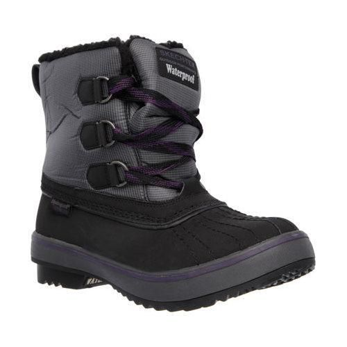 168e8fc3ff95 Enjoy the cold weather better with the SKECHERS Highlanders - Polar Bear  boot. Smooth waterproof synthetic and fabric upper in a lace up casual  ankle cold ...