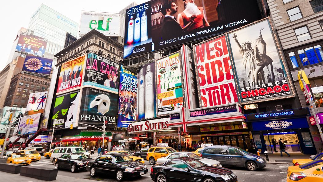 Eater Guide To Theater District Dining