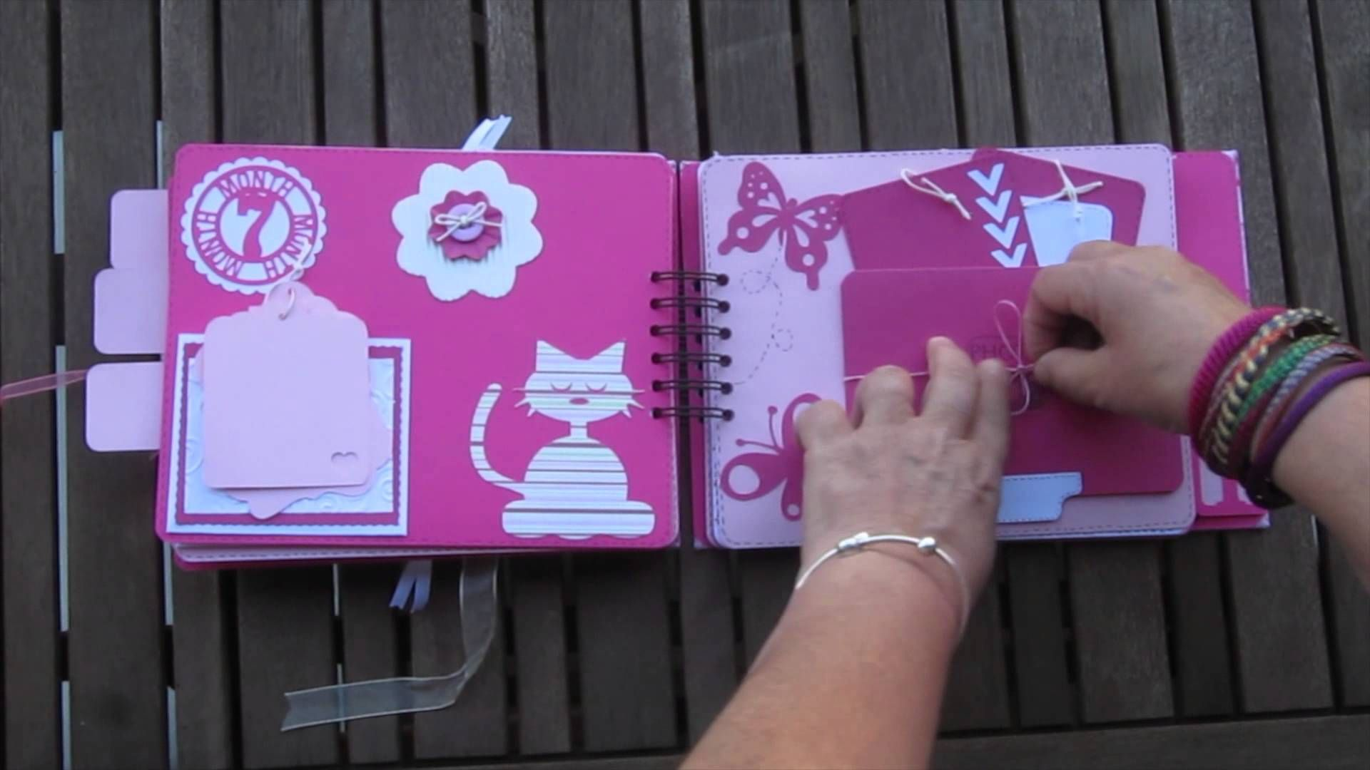 Scrap book ideas you tube