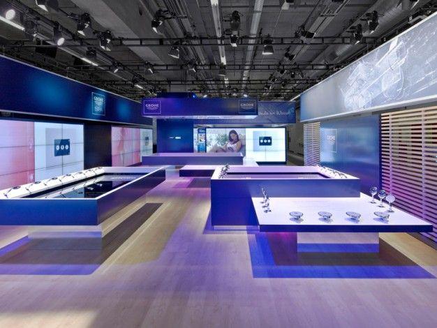 Grohe ish frankfurt 2013 schmidhuber exhibition for Design museum frankfurt