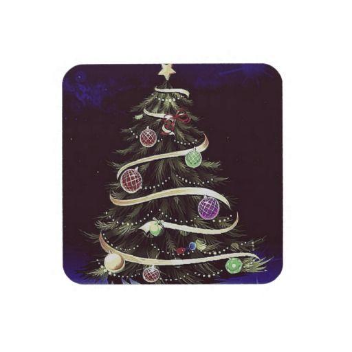 Weinachtsbaum (dunkelblau)