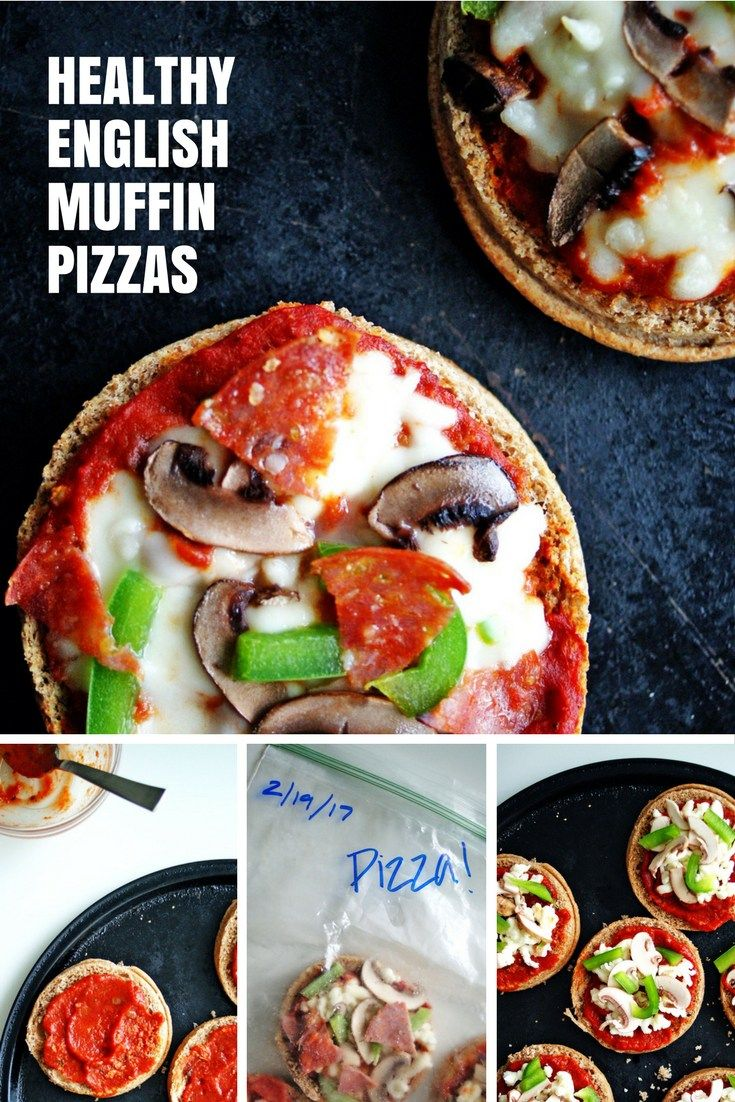 Freezer english muffin pizzas recipe english muffin pizza easy meals forumfinder Image collections