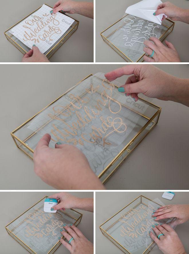 Diese DIY Wedding Card Box ist so atemberaubend, Sie müssen es machen!   - Das Getting Ready am Hochzeitsmorgen -