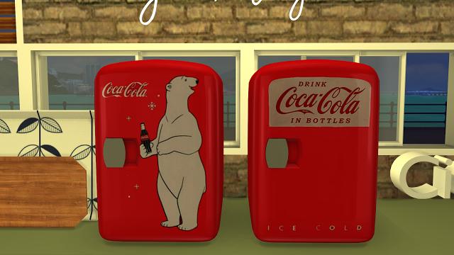 Kleiner Kühlschrank Cola : Kühlschrank cola coca gebraucht elizabeth
