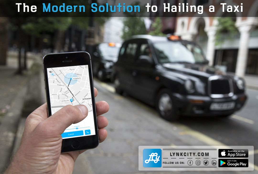 No more cash payments. The driver simply picks you and