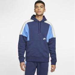 Photo of Nike Sportswear Herren-Hoodie mit Color Blocking – Blau Nike