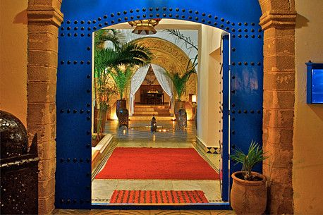 Hôtel Dar L'oussia - Essaouira http://www.exploramorocco.com/accommodation/luxury-hotels-and-riads/