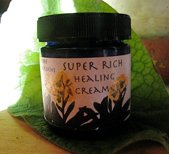 super rich healing cream freshly made by medicinegardens on Etsy, $14.00 Donated medicinal creams and salves for the FFCS swag bags! https://www.etsy.com/shop/medicinegardens