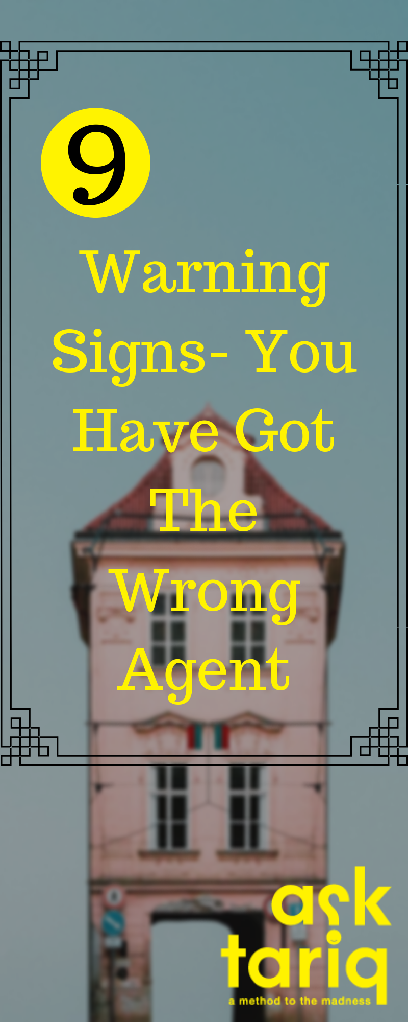 9 Warning Signs Your Real Estate Agent Is The Bad Fit Real