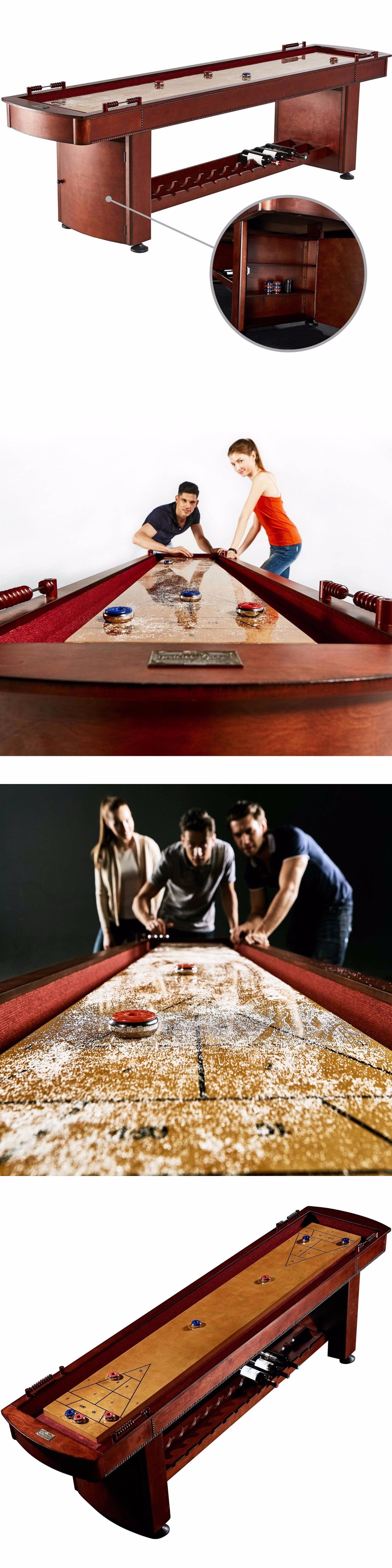 sale rustic champion for shuffleboard foot table