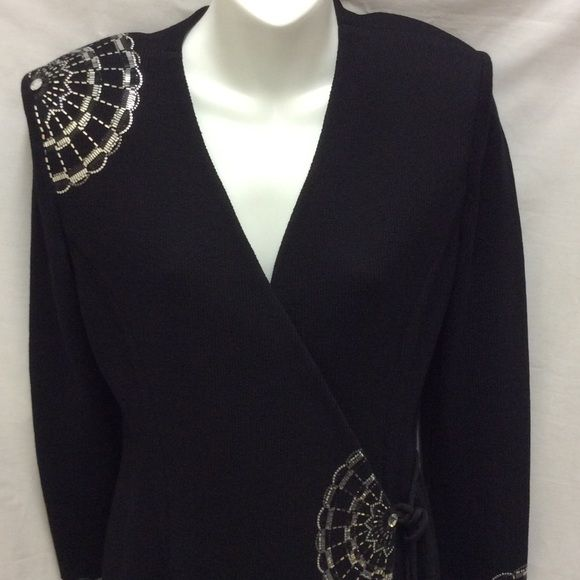 St. John Evening Dress Sz 2 | It is, Sleeve and Long sleeve