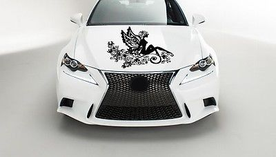 Car Hood Vinyl Decal Graphics Stickers Tribal Magic Beauty Fairy - Lexus custom vinyl decals for car
