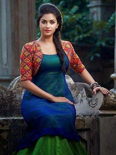 Hot Most Beautiful Images Of South Indian Beauty Keerthy Suresh