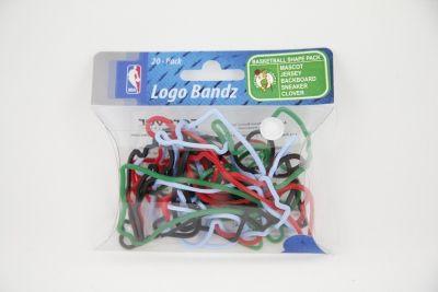NBA Logo Wrist Bandz Boston Celtics