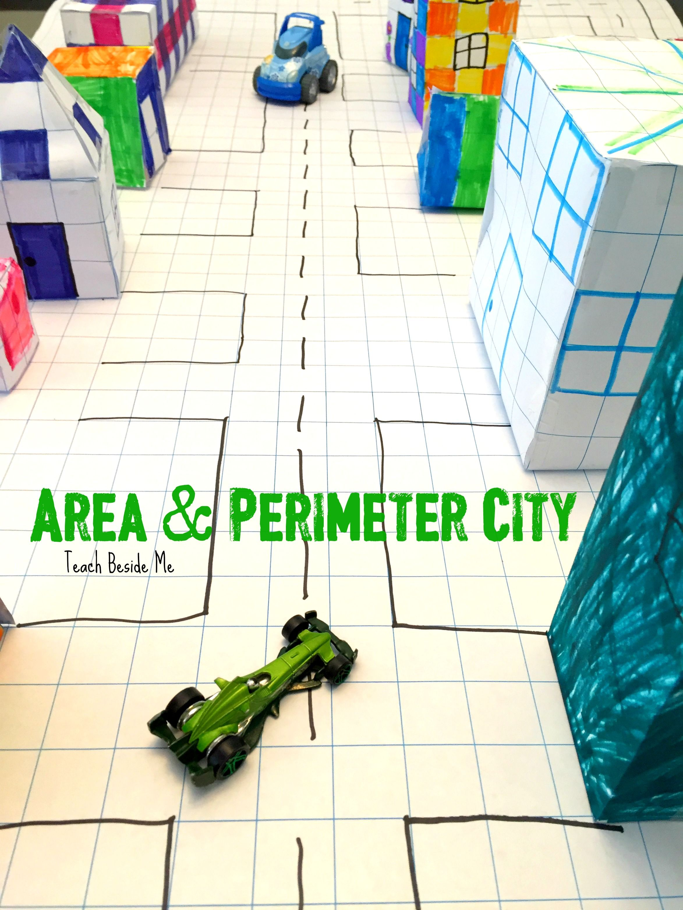 Architecture Stem Area And Perimeter City