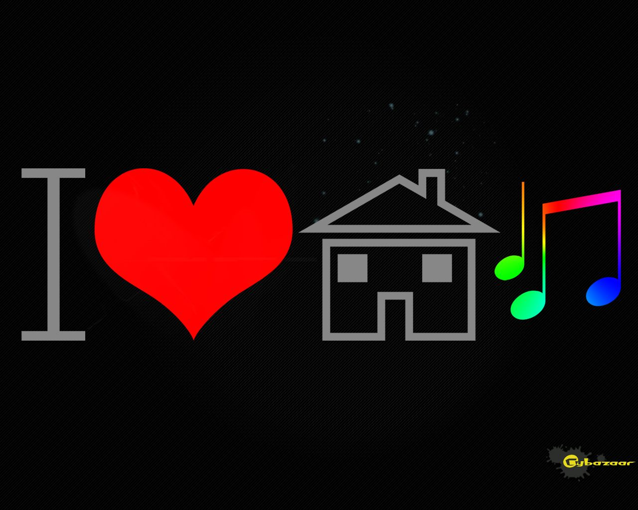 I LOVE HOUSE MUSIC House music, Trance music, I love house