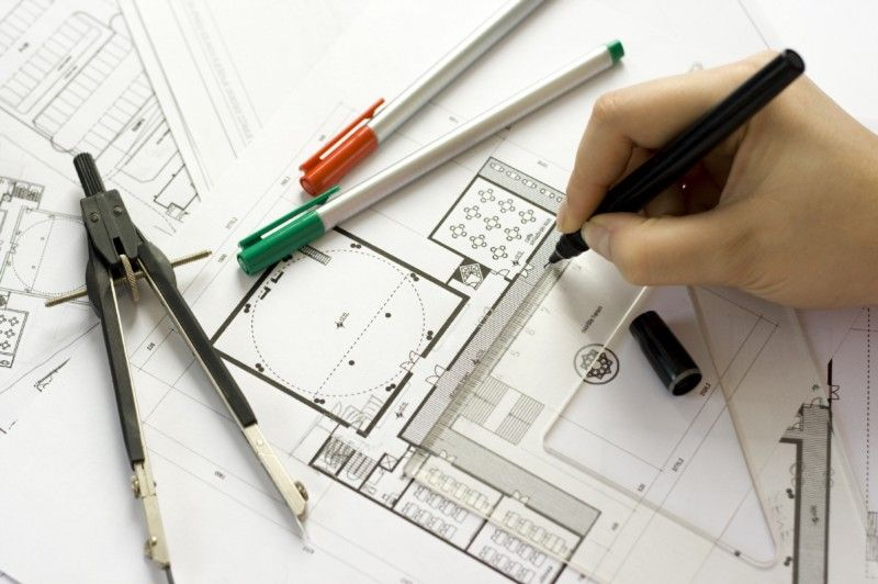 Architecture Mainly Involves Designing And Planning Of Homes Or Buildings Using Professional CAD Drawing Services