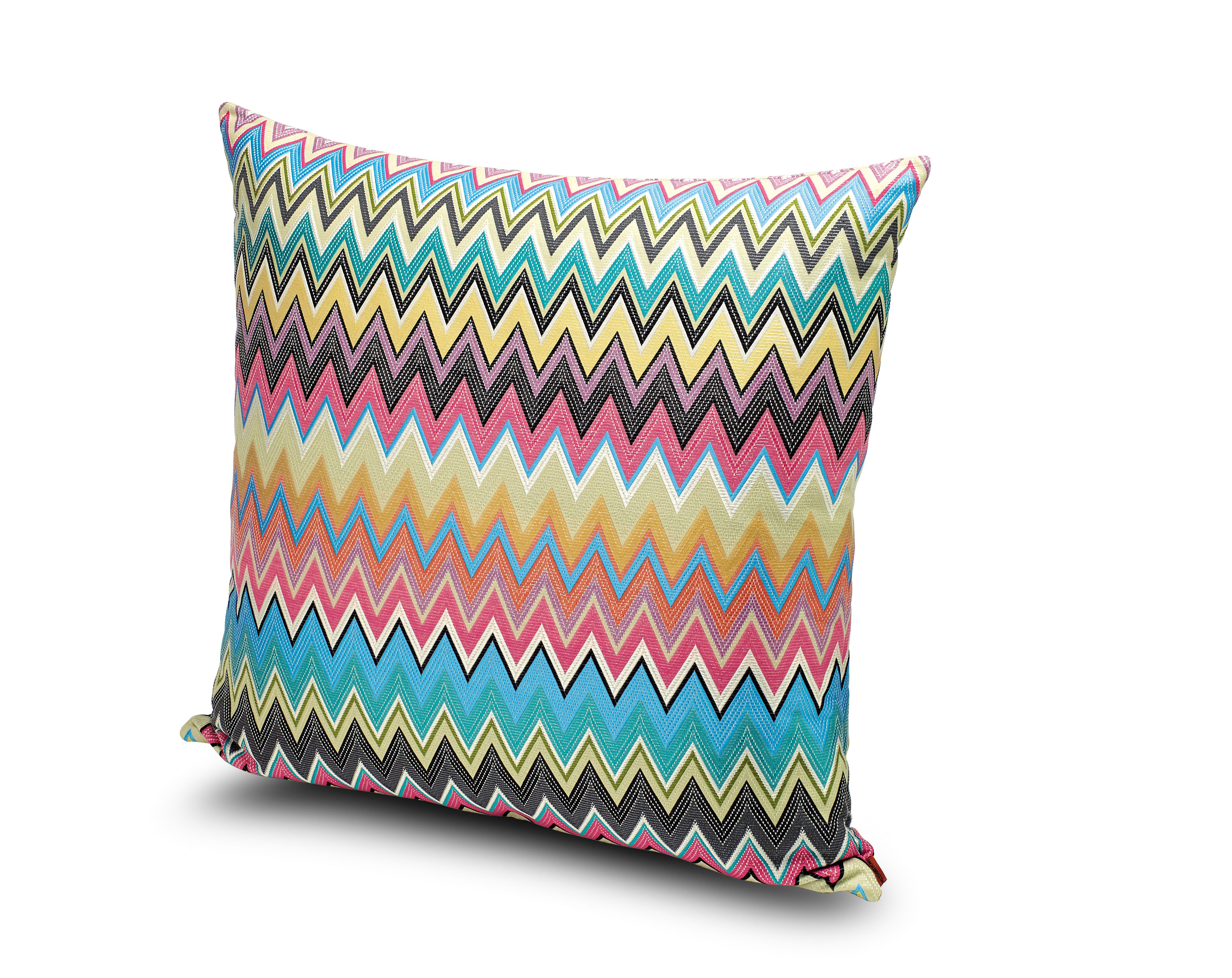 8131f9175aa2 ... Pillows that Pop by MissoniHome. Enjoy the weekend with some shopping  and a fresh dose of colors. Discover all the