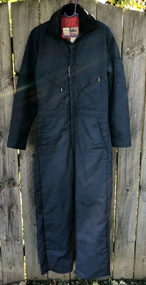 vintage walls blizzard pruf navy snow snowmobile suit on walls insulated coveralls blizzard pruf id=99766