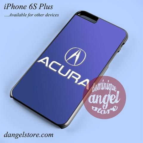 Acura Logo Phone Case For IPhone S Plus And Another IPhone Devices - Acura phone case