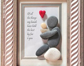 Pebble art rock art baby new baby gift new parents baby pebble art rock art baby new baby gift new parents negle Image collections